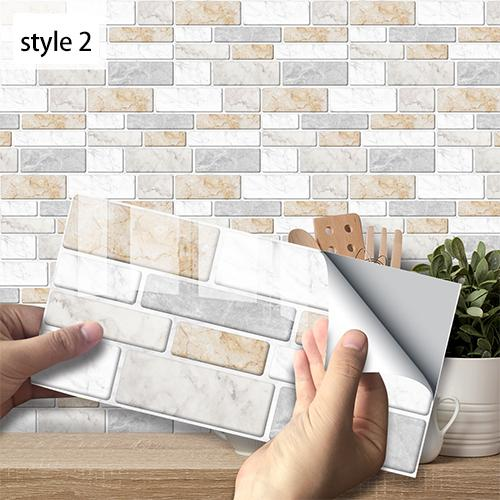 3D Tile Stickers