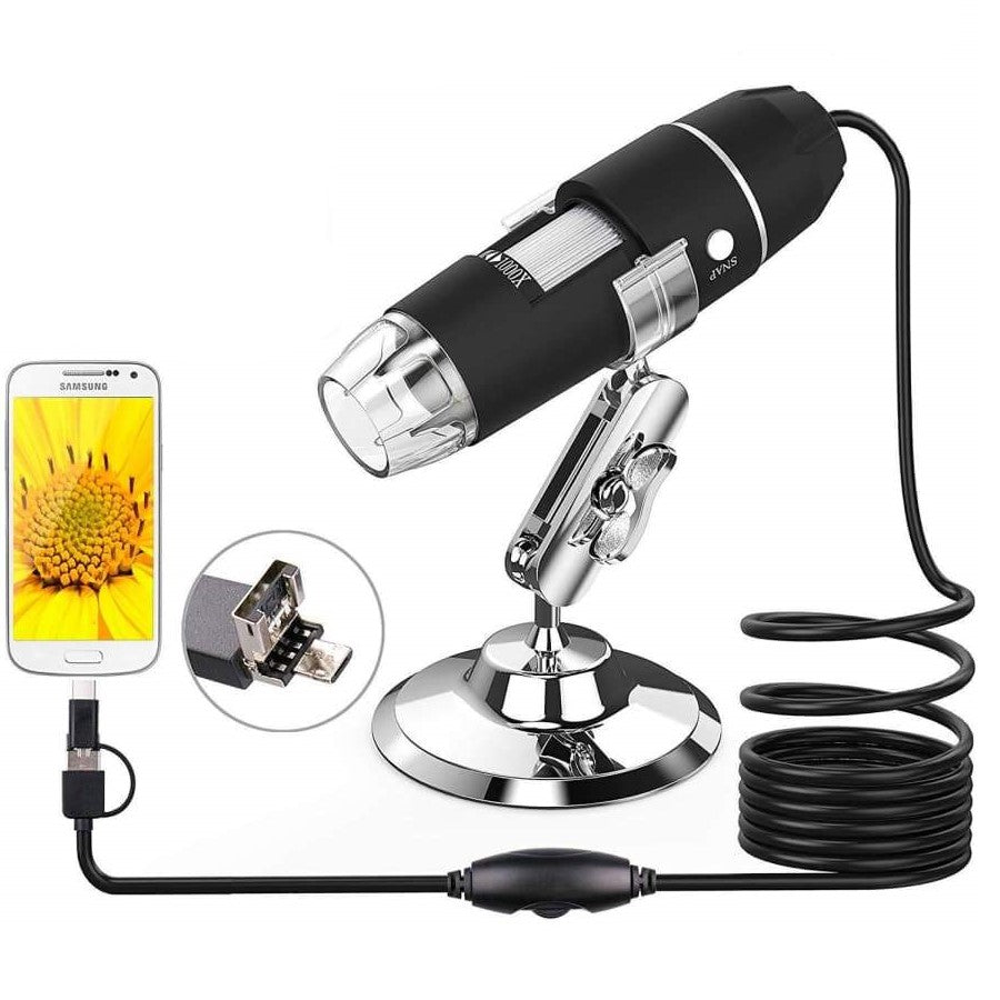 HD Microscope Camera