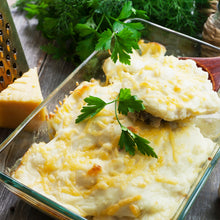 Load image into Gallery viewer, Wild Alaskan fish pie. Natural fish with organic veggies.
