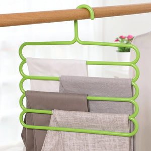 5 Layer Multipurpose Multi Layer Hanger | 5 Pcs