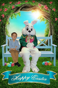 Digital Easter Bunny Picture - Digital Easter Bunny Pictures