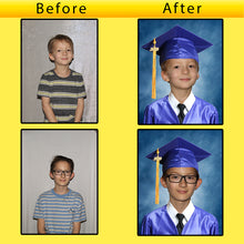 Load image into Gallery viewer, Digital Graduation Picture