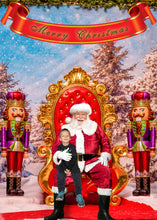 Load image into Gallery viewer, Digital Santa Picture