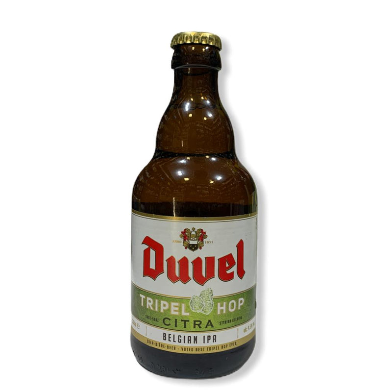DUVEL TRIPLE HOP CITRA 33CL