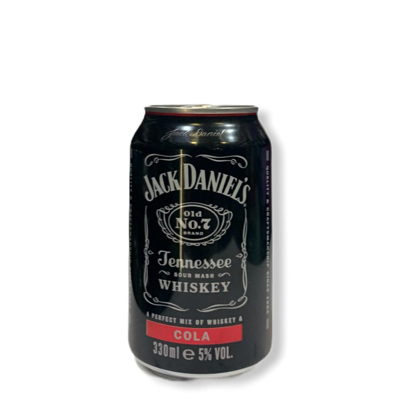 JACK DANIELS COLA LATA 330ML