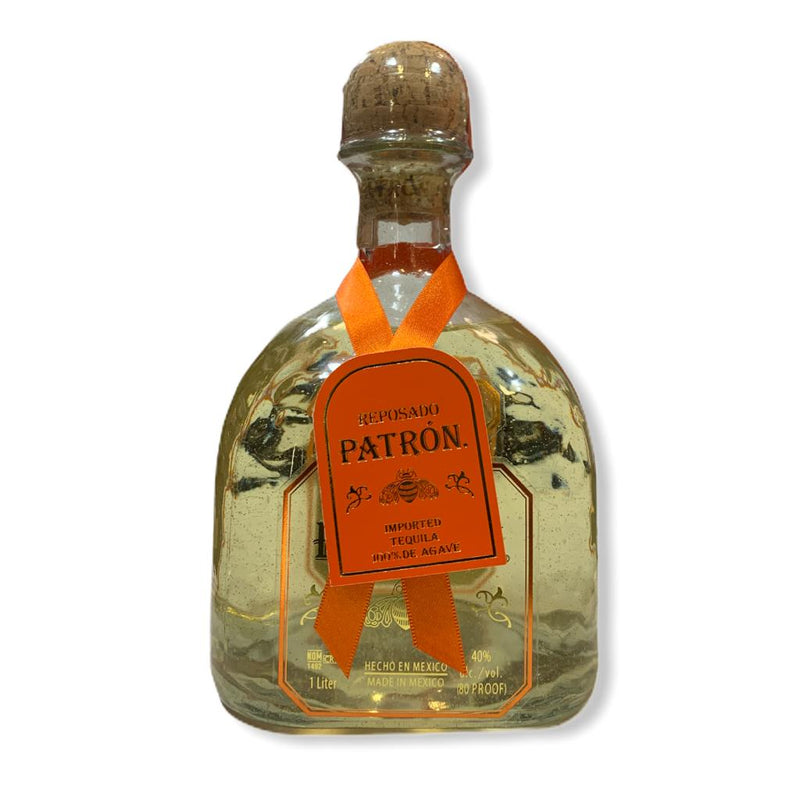 TEQUILA PATRON REPOSADO 1000ML