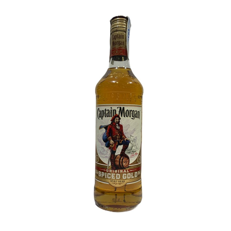 RON CAPITAN MORGAN SPICED 70CL