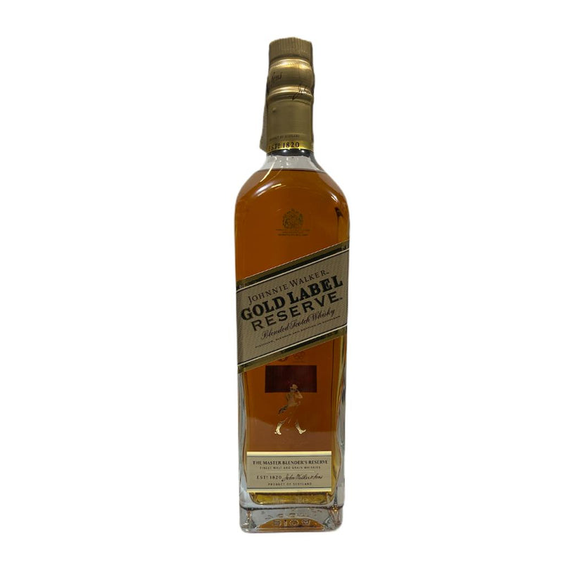 WHISKY JOHNNIE WALKER GOLD LABEL 70CL