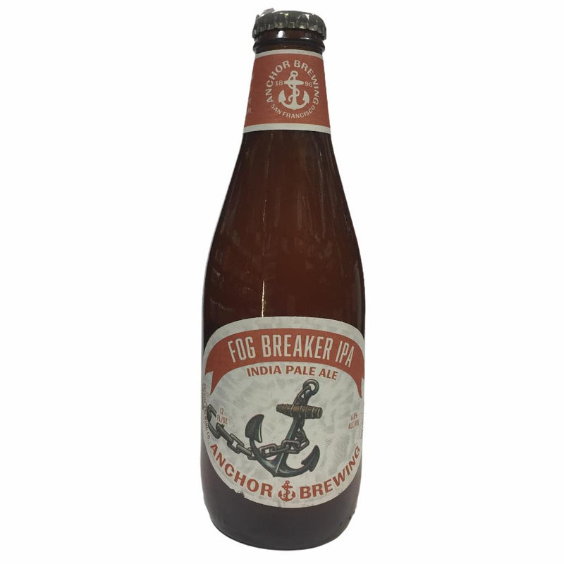 ANCHOR FOG BREAKER IPA