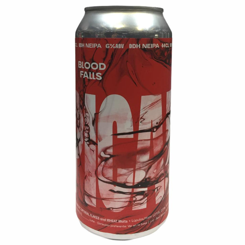 ATYPICAL BLOOD FALLS NEIPA 440ML