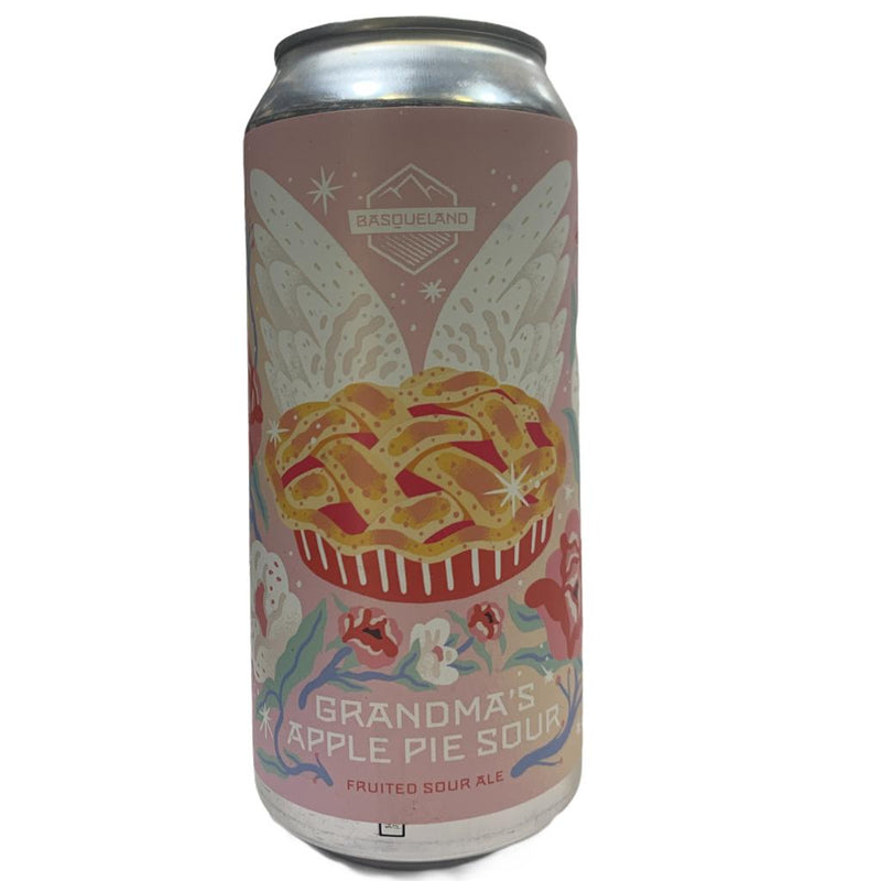 BASQUELAND GRANDMA APPLE PIE SOUR 440ML