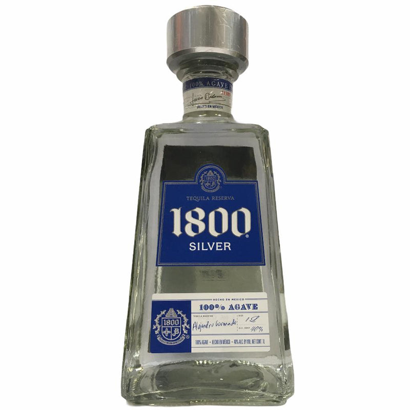 TEQUILA 1800 SILVER 1L