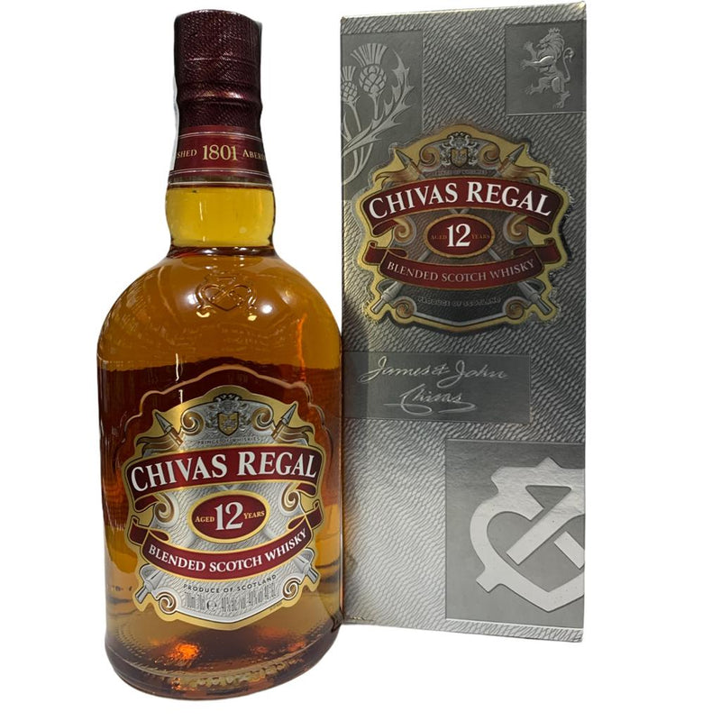 CHIVAS REGAL 12A  70CL
