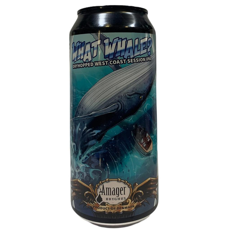 AMAGER WHAT WHALE? 440ML