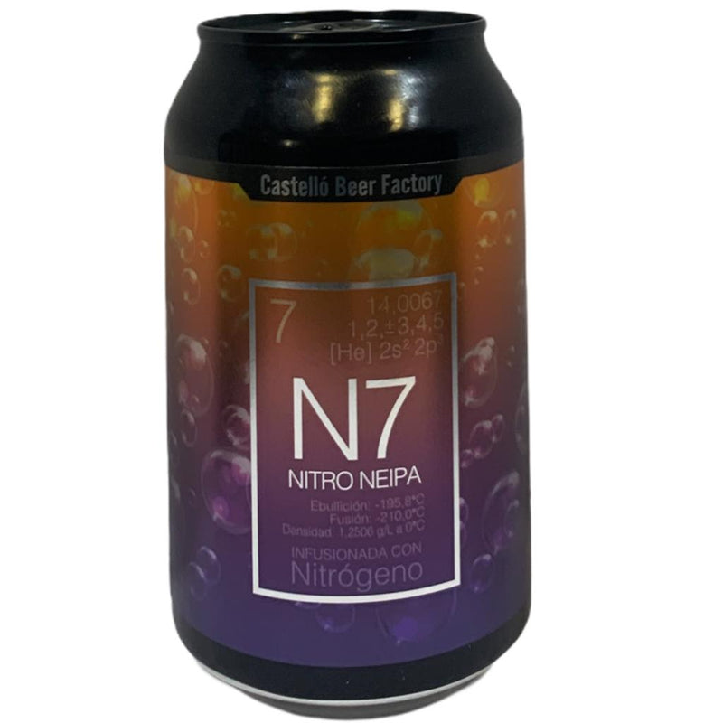CASTELLO N7 NITRO NEIPA 330ML