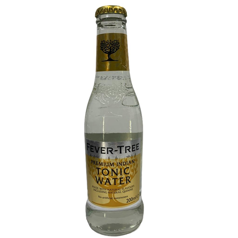 FEVER-TREE PREMIUM INDIAN TONICA 200ML