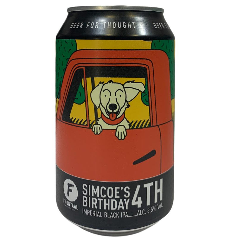 FRONTAAL SIMCOE´S BIRTHDAY 4TH 330ML