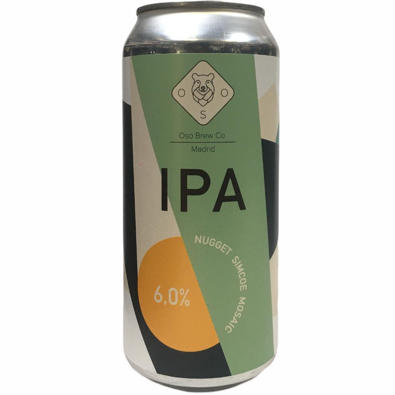 OSO BREW IPA 440ML