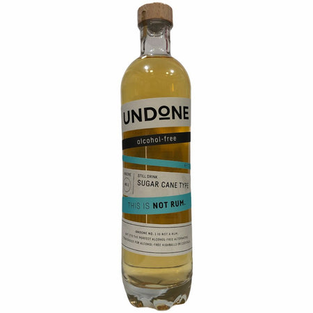 UNDONE N2 RON SIN ALCOHOL 75CL
