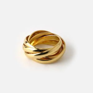 Orelia - Interlocking Russian Rings - S/M