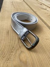Load image into Gallery viewer, Abi Williams - Belt - Silver
