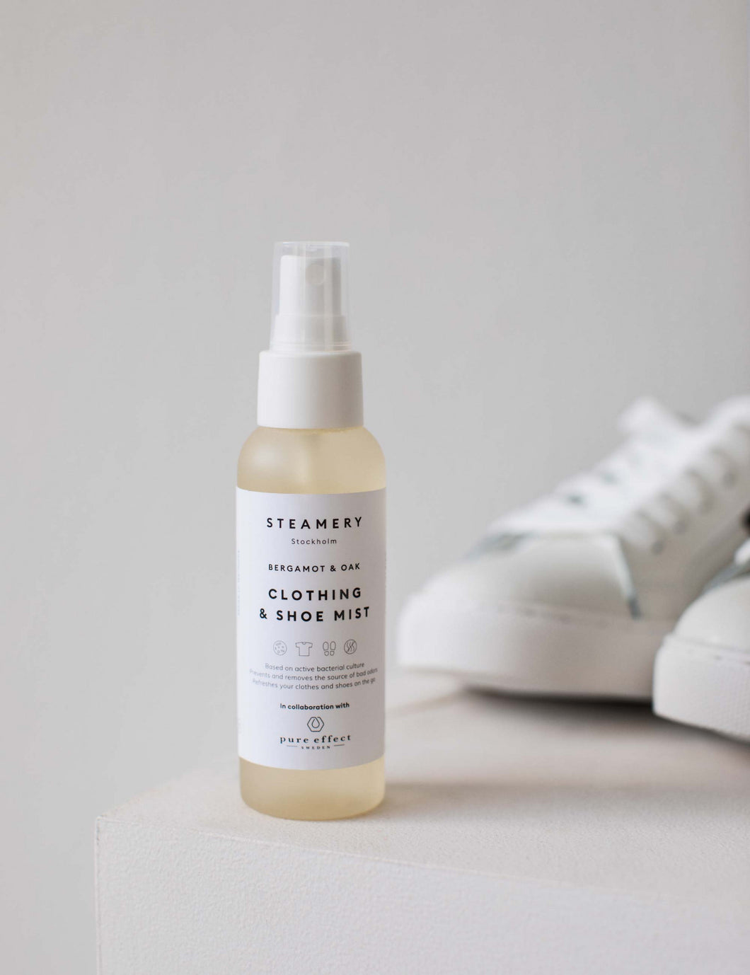 Steamery - Clothing & Shoe Mist