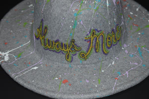 """Always More"""