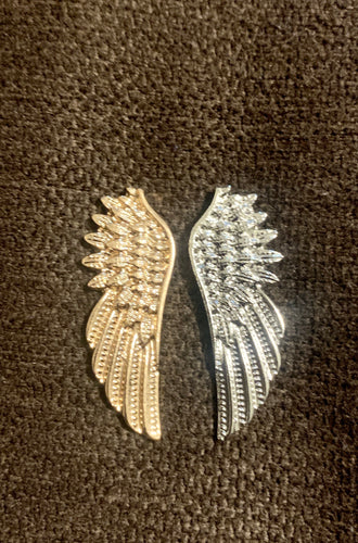 Angel Wingz Pin