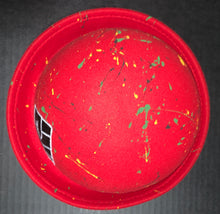 "Load image into Gallery viewer, ""Lil Red Fire"" Bowler"