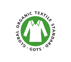GOTS-certified organic cotton pouch and cloth - eco friendly sunglasses