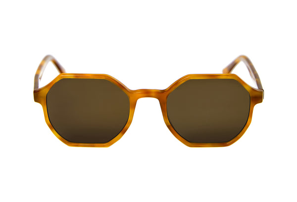 Brown Polarised Sunglasses