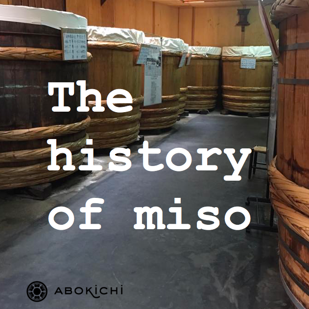 The History of Miso