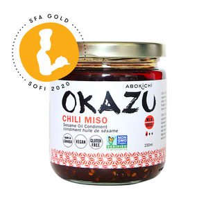 OKAZU Lovers Set (230ml/12 jars)