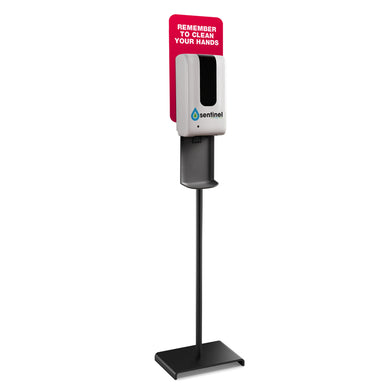 The Sentinel Stand - Automatic Anti-bacterial Gel Dispenser