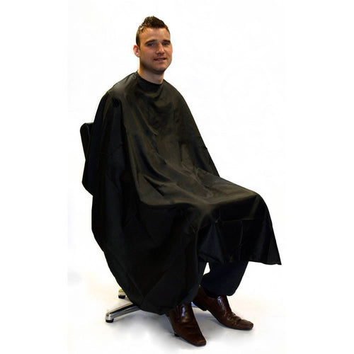 Barber Gown - Black