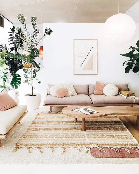 2021 styling trend alert!! How to layer your Rugs