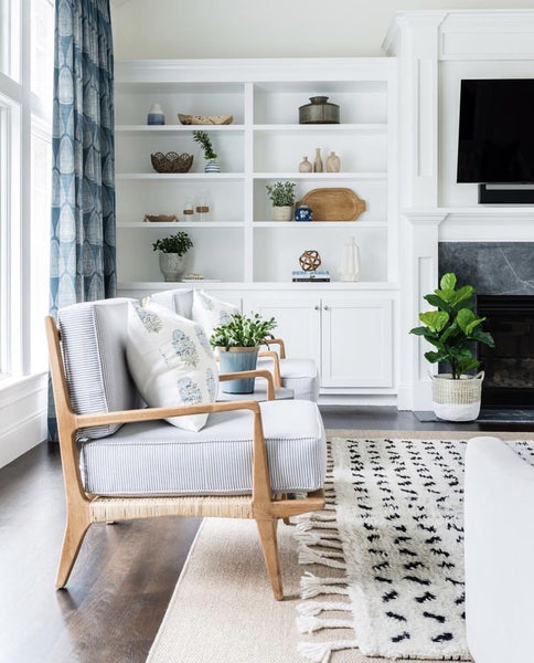 how to layer your designer rug miarlo