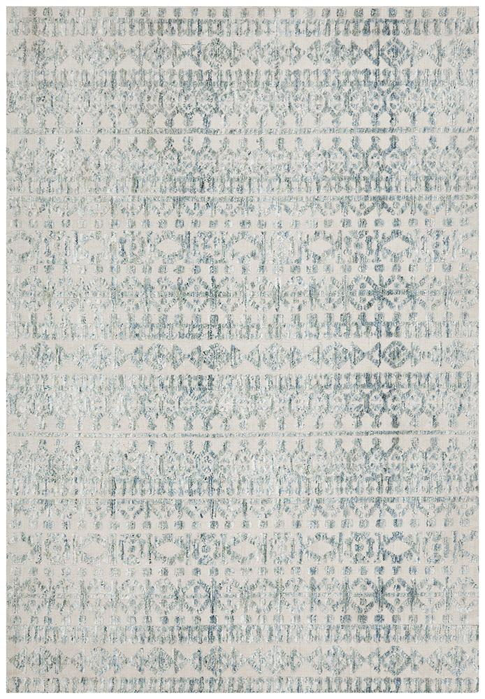 June Rug | Scarlett Blue Green