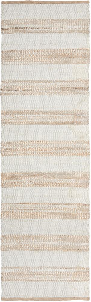Arlo Rug | Natural White Lines