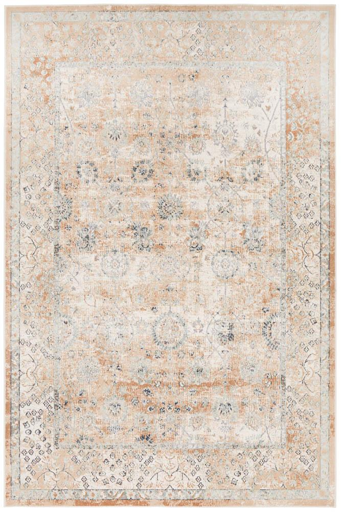 Bella Rug | Traditional Cream