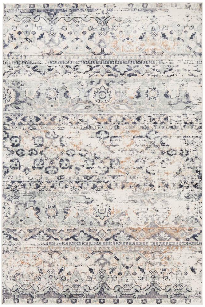 Bella Rug | Traditional Blue