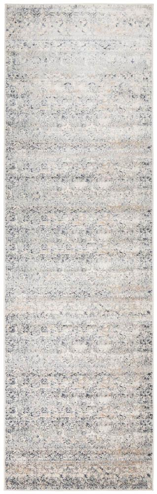 Bella Rug | Grey Segments Runner