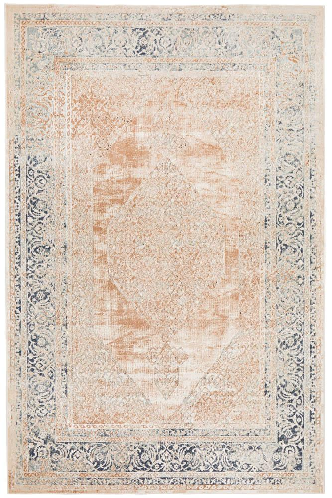 Bella Rug | Faded Rust Vintage