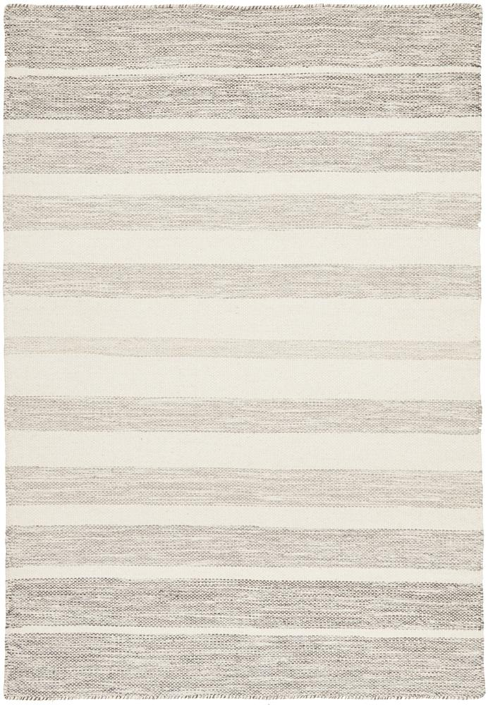 Dehli Rug | Grey Stripe
