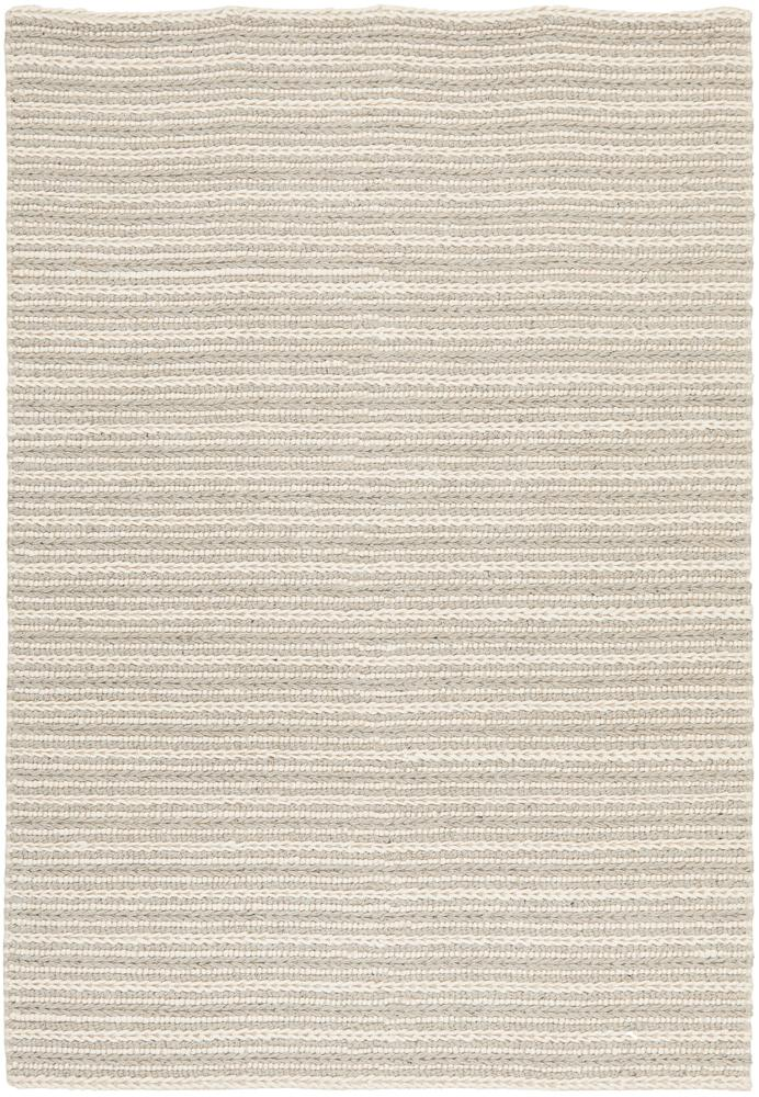 Dehli Rug | Grey Felted Wool