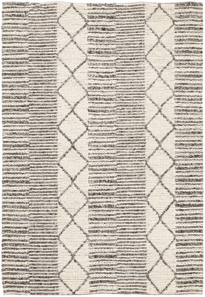 Dehli Rug | Grey Tribal