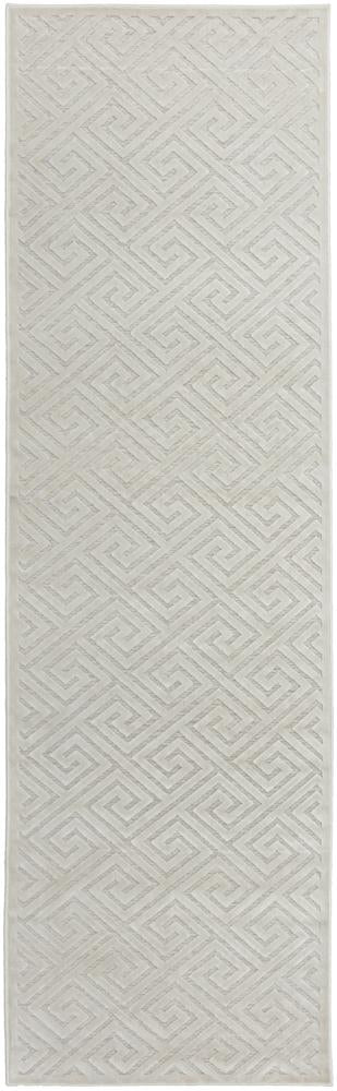 Harper Rug | Alice Natural White Runner