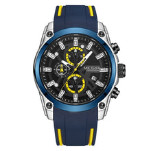 Load image into Gallery viewer, Megir Sports Analog Watch 2144- Blue