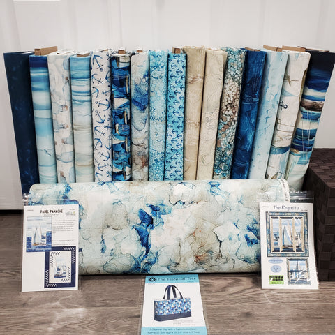 Collection image for Sail Away by Northcott