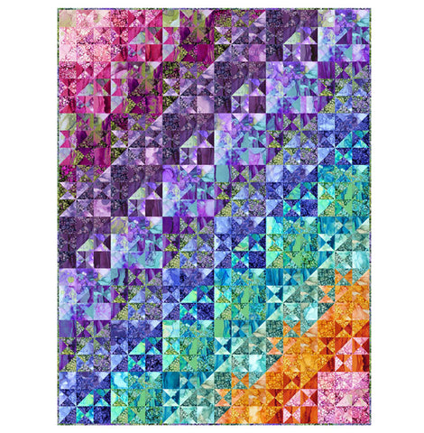 Bliss Bold and Bright Pattern (PTN2715-10) Photo